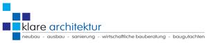 klare-architektur - Oliver Klare - 13503 Berlin - LOGO